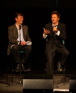 Tim Ferguson & Paul McDermott Photo Credit Jim Lee
