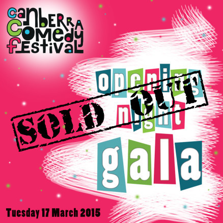 Gala Web Sold Out