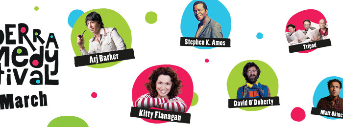 Canberra Comedy Festival On Sale