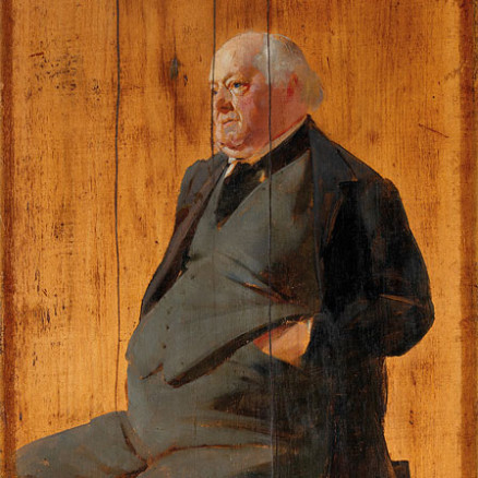 Portrait of George Selth Coppin