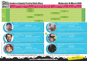CanberraComedyFestival-DailyDiary-Wednesday