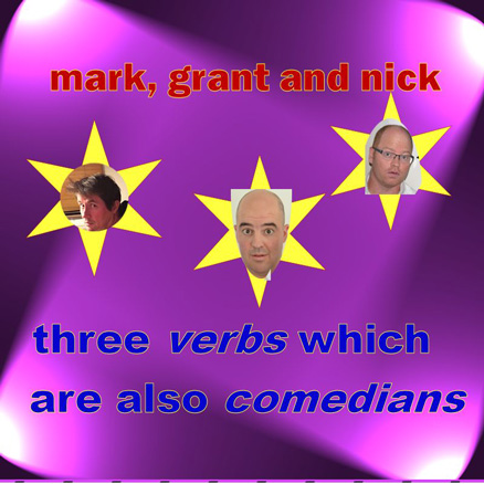 Mark, Grant and Nick